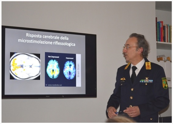 Brain Awareness Week at Reflexologystudio in Italy