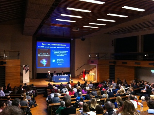 Presentation organized by the International Neuroethics Society in the United Kingdom