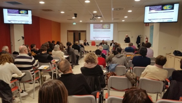 Presentation during BAW organized by IRCCS Santa Maria Nuova in Italy