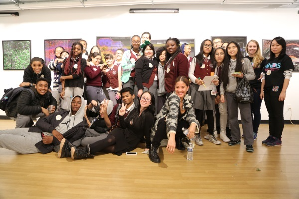 Art of the Brain tour organized by Mount Sinai School of Medicine in New York