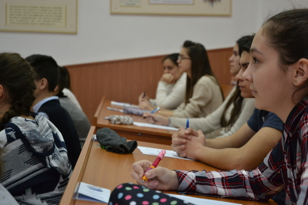 A neuroscience competition for students organized by National College Nicolae Balcescu in Romania