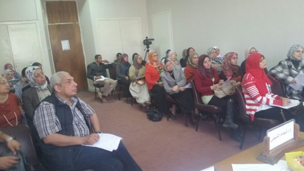 A workshop on learning and memory organized by National Research Center, Egypt