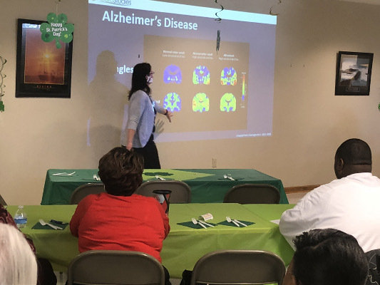 An event organized by NeuroStudies in Decatur, Georgia