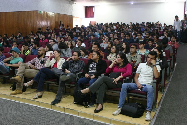 A lecture organized by Universidad de Guadalajara, Centro Universitario de Ciencias Exactas e Ingenierías in Mexico