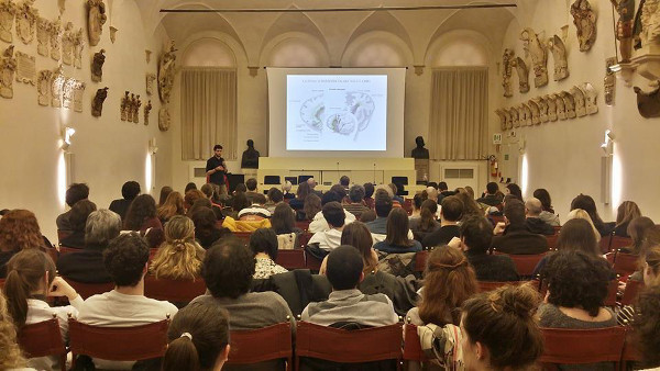 A talk organized by the University of Padua in Italy