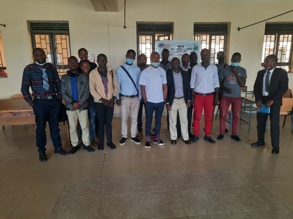 Participants in an event organized by Kampala International University Uganda in Africa.