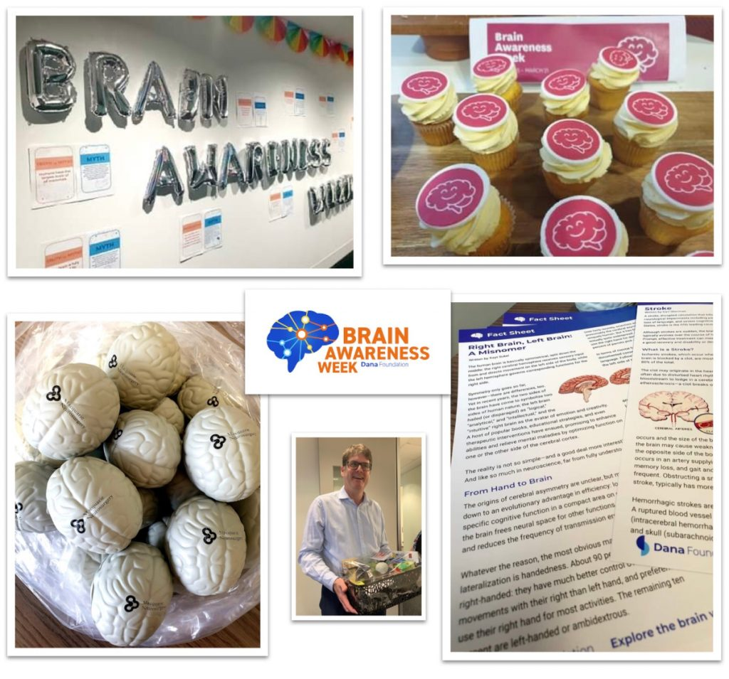 Some images from Macquarie Neurosurgery's BAW 2021 festivities in Australia.